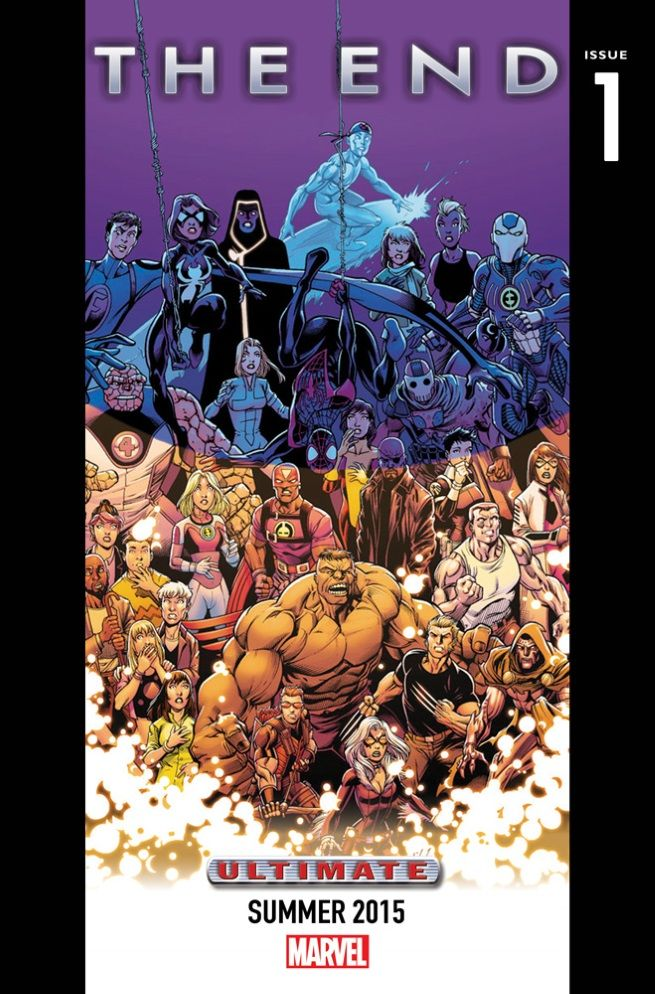 Ultimate Universe: The End
