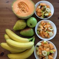 Gyümölcssaláta reggel, délben, este=nesze neked hőségriadó