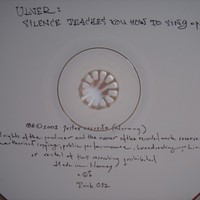 Ulver - Silence Teaches You How To Sing Ep - (Limited to 2000 copies) 2001