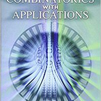Foundations Of Combinatorics With Applications (Dover Books On Mathematics) Book Pdf