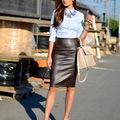 Tavaszváró szoknyák - Tippek alacsony nők számára