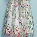 Virágmintás ruha - a nyár elengedhetetlen darabja