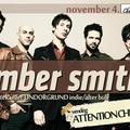Undorgrund-programok, november: Amber Smith, The Trousers, stb.