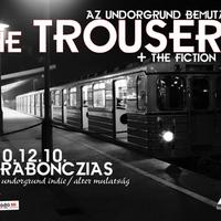 Az Undorgrund bemutatja: The Trousers + Rádió MI Mikulás: Vote Richmon