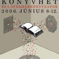 Könyvhét - jún. 8-12.