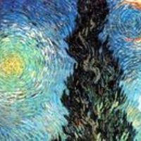 van Gogh, a csillagász