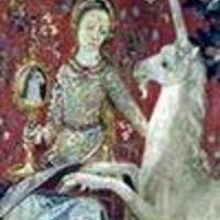 A nimfa és az unikornis