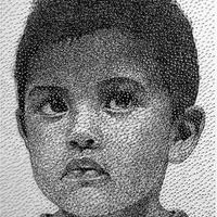 Cérnából is készülhet portré