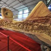 A fafaragás remekműve 12 méteren