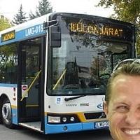 Schumacher buszsofőr lesz