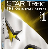 Star Trek TOS 1x1, 1x2