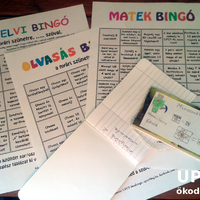 Szünidős mulatság - kuponfüzet DIY és letölthető bingók