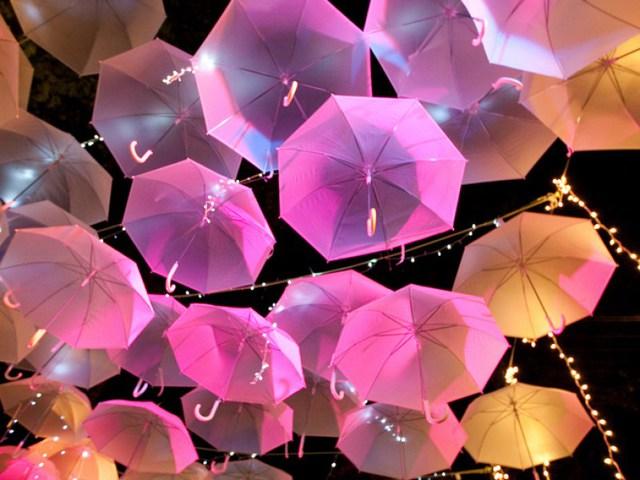 Májusi esernyő aranyat ér
