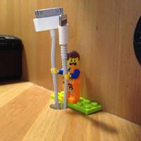 András és Andor napra - LEGO kábel- és kulcstartó