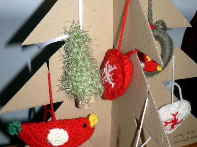 Karácsonyi bemutató állvány