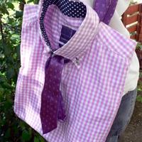 Táska tervező: válaszd ki a sajátodat az ing és nyakkendő párokból!