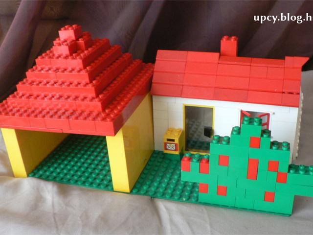 LEGO hack - asztali mindentartó