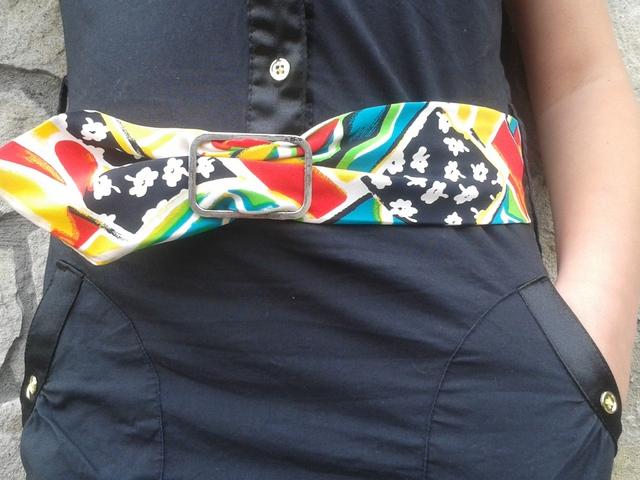 Megunt nyakkendő? Dehogy! Új öv!