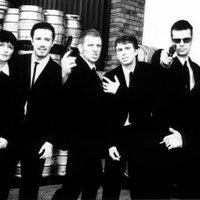 The Tarantinos (UK) - Becstelen Brigantyk Party
