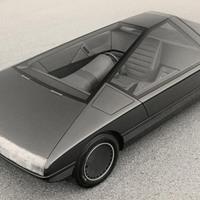 Citroën tanulmány autó 1980-ból