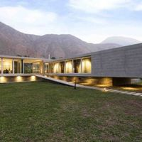 House On The Andes by Juan Carlos Doblado