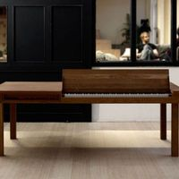 Georg Bohle - Piano table