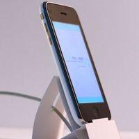 iPhone tartó papírból