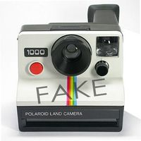 Új blogom: Fake Polaroid
