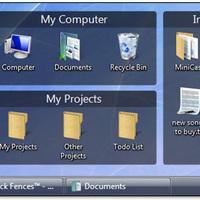 Desktop rendrakás egyszerűen