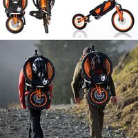 Hordozható kerékpár