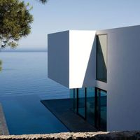 AIBS House in Spain by AABE Architecture