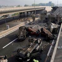 Chile földrengés képekben