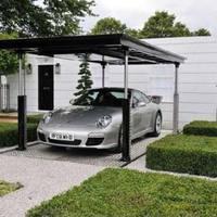 Luxus garázs