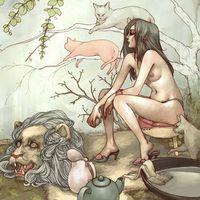 Chelsea Greene Lewyta - Festészet