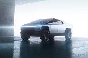 Ronda és finom - a Tesla Cybertruck forradalma