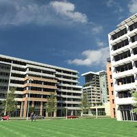 Százezer négyzetméteres irodapark épül a XI. kerületben
