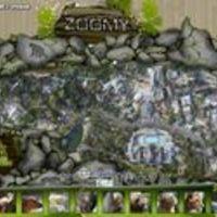 Remek állatkerti térkép