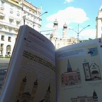 Hogyan szerettessük meg a várost a gyerekekkel? Szolga Zsófia könyve a pesti zsidónegyedről