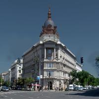 A nap képe: ilyen lenne a Bajcsy-Andrássy sarka, ha visszakerülne rá a hatalmas kupola