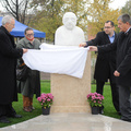 Bucibaba szobrot kapott Teller Ede