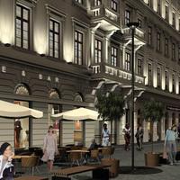 Közel 2 millió/nm a Palazzo Dorottyában. Vajon az autók kitiltása dobta meg az árakat a Dorottya utcában?