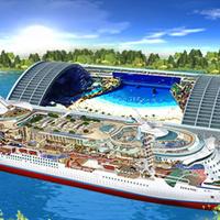 Nagytarcsán építik fel a Titanic mását - élményfürdőnek. És ez még mind semmi!