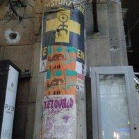 Újabb pesti plakátlelet, ezúttal egy húsz évvel ezelőtti koncerté