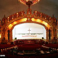 Templommá alakított mozi New Yorkban. Furcsa módon Budapesten is van több ilyen, csak nem tudunk róla