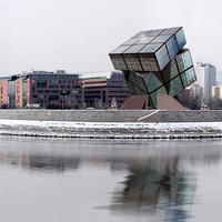 Rubik-kocka formájú múzeum épül Budapesten - napi linkek