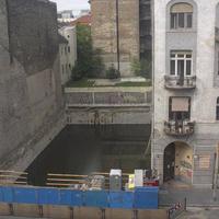 Tavacska a Rottenbiller utcában