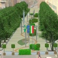 Újabb sétálóövezet Belbudán