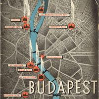 A 30-as évek turisztikai reklámkiadványai Budapestről
