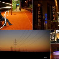 Bauhaus, fényvillamos, ücsörgő szellem és egy kiszuperált matchbox. Újabb remek fotók a Városkapcsolóban