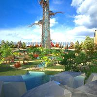 Magyar Disneyland? Esztergomban felépítik az üveghegyet, az égigérő fát és Süsü várát